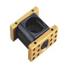 优势批发,组立式斜顶滑座,模具附件 MISUMI标准斜顶滑座 自润滑式活型芯SCZAP12