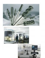 厂家直销 工具-切削45度-钨钢铣刀-标准合金铣刀