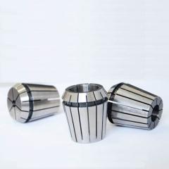 【厂家推荐】银球高精度数控0.005mm夹具,弹簧夹头ER11夹头,ER11筒夹