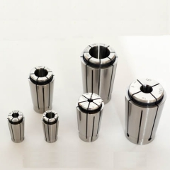 【供应】高精SK6筒夹弹簧夹头数控刀柄锁索嗦咀嘴3-6mm(0.005mm),弹簧夹头厂家