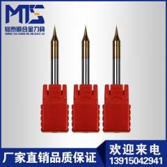 【厂家直销】铭泰顺 HRC 45度/55度 微径球刀/铣刀 立铣刀 HRC45 R0.25*4D*5