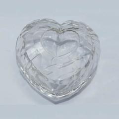 亚克力包装盒,有机玻璃爱心盒,透明亚克力盒子,礼品展示盒,东莞市长安千亿塑胶五金制品厂