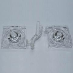双凹LED透镜,亚克力光学透镜,平凸透镜,东莞市长安千亿塑胶五金制品厂
