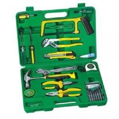 【厂家供应】国产22件五金工具 基本维修工具组合