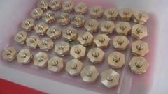 中走丝陶瓷眼模 中走丝线切割机配件 定做加工 质量第一
