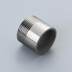 不锈钢304单头丝 加长单头丝 管外丝不锈钢通用五金配件接头