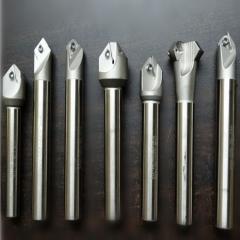 数控刀具,倒角刀系列可以用倒角或加工