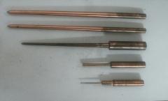 水口铜公 CNC数控机床专用水口铜公