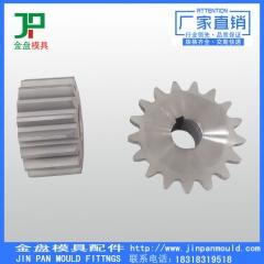 厂家专业生产斜齿轮轴 高精度传动齿轮轴加工 汽车齿轮轴加工定制