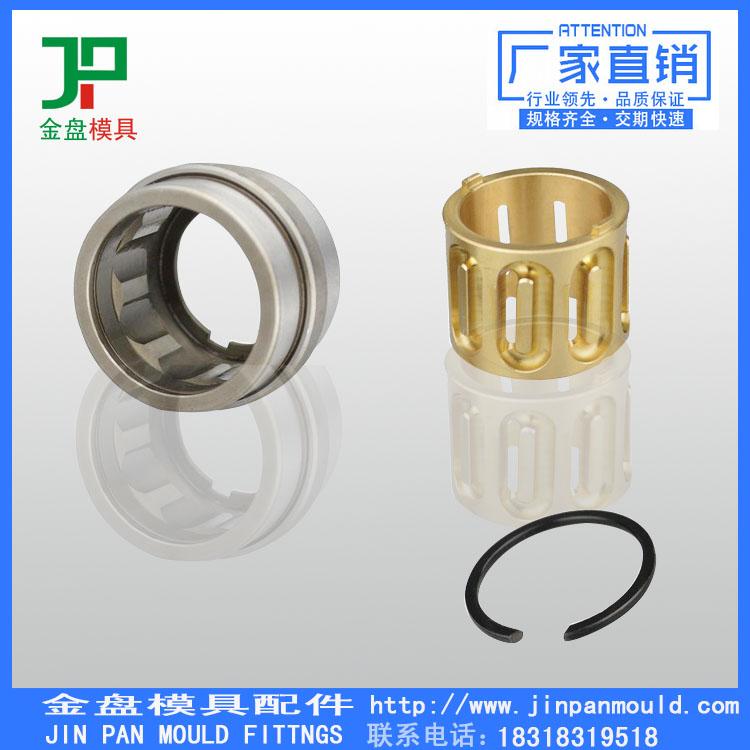 供应塑胶模具滚珠导柱导套 滚珠导柱 滚珠导套 精密顶针版导柱
