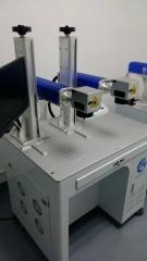 光纤激光打标机 光纤激光镭射机 激光加工设备价格 厂家直销
