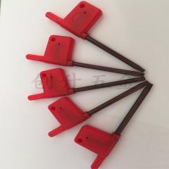 进口红旗扳手,超硬黄旗梅花扳手,五金工具--东莞市凤岗创升五金商行