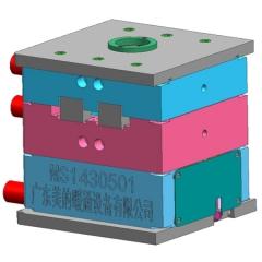 专业大型模具备,行位模具,注射成型模-东莞市讯奇塑胶有限公司