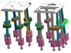 专业大型细水口模具,斜顶模具,塑胶模具-东莞市讯奇塑胶有限公司
