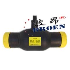 区域供暖全焊接球阀BAQ61PPL-16C