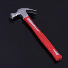 纤维柄羊角锤,包塑羊角锤,多功能锤子榔头连体羊角锤,五金工具-东莞市雷蒙德五金工具店 ≥10 个 0