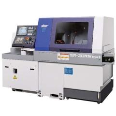 瑞士型CNC自动车床SR20RIV 厂家直销 东莞市肇兴精密机械有限公司