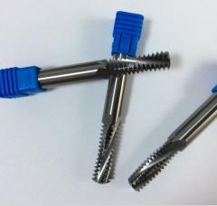 直销螺纹铣刀 非标刀具 钨钢铣刀 钨钢丝锥