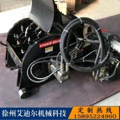 凯斯滑移装载机铣刨器价格铣刨器参数功能性能小铣混泥土铣刨机