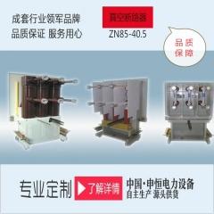 申恒电力直销ZN85-40.5户外高压真空断路器