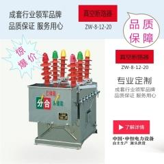 浙江电气直销ZW8-12型户外真空断路器质优价廉