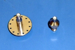 现货供应三菱HA/FA上钻石眼模M132 慢走丝眼膜配件耗材批发