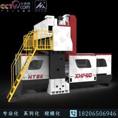 龙门加工中心 重型龙门机体模具加工 山东海特数控机床