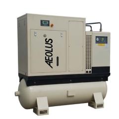 带气罐一体式空气压缩机/10A 空压机/固定空压机/空气压缩机