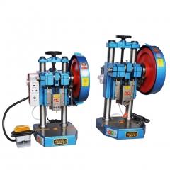 电动台式压力机 1吨 工业用压力机 台式压力机 压力机 小型冲床机