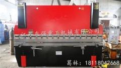 【厂家供应】WE67K-ELE双伺服电液同步数控折弯机 价格实惠