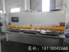 优质推荐 厂价液压剪板机 简易剪板机 QC12Y-4×4000