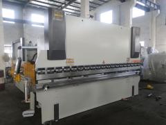 【提供】WC67Y-80T/2500-板材 专用液压数控折弯机 机床加工厂家供应