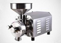 厂家直销1500型商用五谷杂粮不锈钢磨粉机