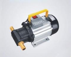 机油齿轮泵交流抽油泵220V 液压泵