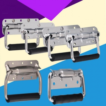 金属拉手箱包弹簧不锈钢五金配件