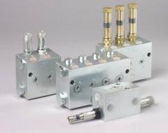 VSG VSL VSK原厂林肯双线分配器
