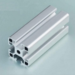 众一6063-T5工业自动化流水线铝型材8080 工业铝型材 铝合金型材