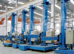 滚轮架,操作机,变位机,型钢生产线-江苏盛国宏贝机械有限公司