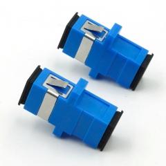 带盖SC/PC/APC 光纤适配器 电信级品质