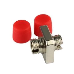 FC/PC菱形光纤适配器-陶瓷套筒