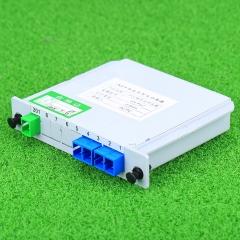 1分4盒式光分路器