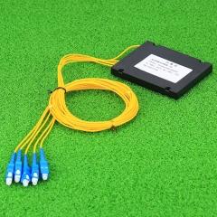 平面波导PLC电信级1分4分光器