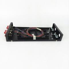 8口SC光纤终端盒/光缆终端盒 冷轧钢板材质SC终端盒
