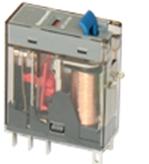 紧凑型中间继电器CRT-2C-DC12V