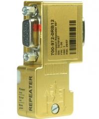 赫姆赫兹紧凑型PROFIBUS总线中继器700-972-0RB12