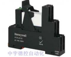 霍尼韦尔CRH 系列紧凑型中间继电器CRH-1C-DC12V