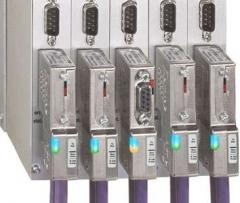 赫姆赫兹带LED诊断显示的Profibus总线连接器700-972-7BA12