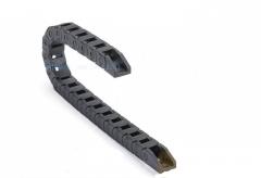尼龙拖链10系列  桥式不打开拖链 内径10*6方便型 内高10