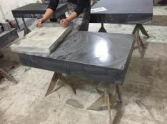 大量批发高精度大理石平板平台 测量用花岗岩平板1000*1500*150mm