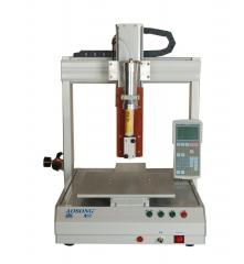 深圳奥松厂家,三轴自动点胶机,全自动AB针筒式自动点胶机AS-331AB-T,性价比高